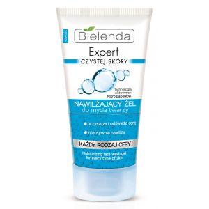 GEL DE CURATAT FATA HIDRATANT - CLEAN SKIN EXPERT 150 ml, Bielenda