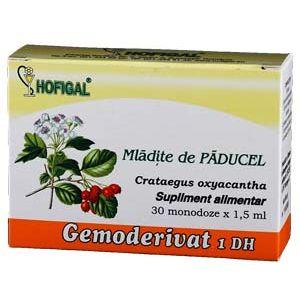 GEMODERIVAT DIN MLADITE DE PADUCEL, 30 monodoze, Hofigal