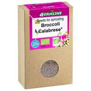 SEMINTE DE BROCCOLI CALABRESE PENTRU GERMINAT, 150 g, Germline