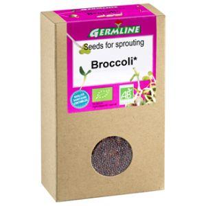 SEMINTE DE BROCCOLI PENTRU GERMINAT BIO, 150 g, Germline