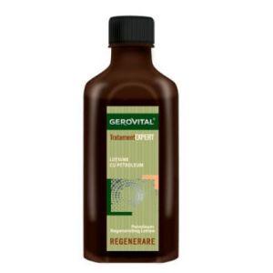 LOTIUNE CU PETROLEUM - GEROVITAL TRATAMENT EXPERT 100 ml, Farmec