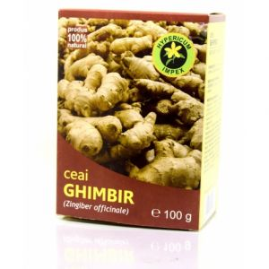 GHIMBIR, Ceai 100 g, Hypericum Impex