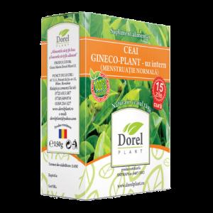 GINECO PLANT - UZ INTERN (MENSTRUATIE NORMALA), Ceai 150 g, Dorel Plant