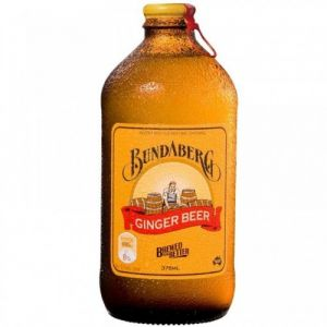 BAUTURA GHIMBIR - GINGER BEER 375 ml, Bundaberg