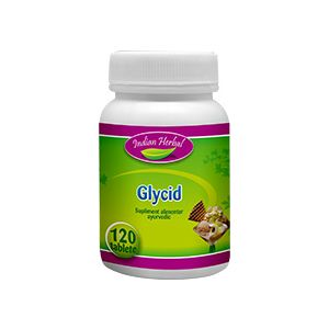 GLYCID 60/120 tablete, Indian Herbal