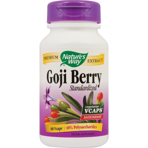 GOJI BERRY SE 60 capsule, Nature's Way