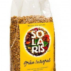 GRAU INTEGRAL 500 g, Solaris