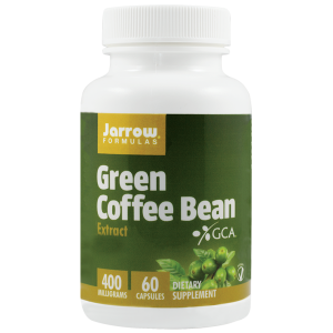GREEN COFFEE BEAN EXTRACT 400 mg, 60 capsule, Jarrow Formulas