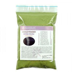 HENNA NEGRU, 100/1000 g, Mayam