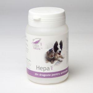HEPA VET, 60 capsule, Laboratoarele Medica