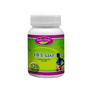 IBS LAXA 60 tablete, Indian Herbal