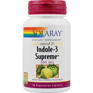 INDOLE-3 SUPREME 30 capsule, Solaray