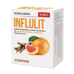 INFLULIT 30 tablete masticabile, Parapharm