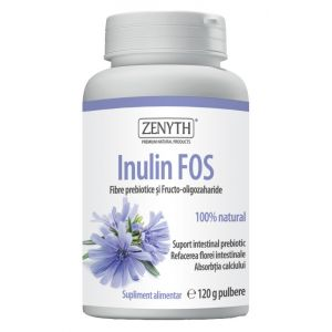 INULIN FOS PULBERE 120 g, Zenyth