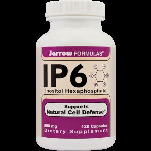 IP6 500 mg, 120 capsule, Jarrow Formulas