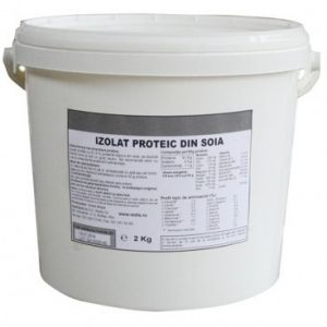 IZOLAT PROTEIC DIN SOIA 0.75/2 kg, Redis