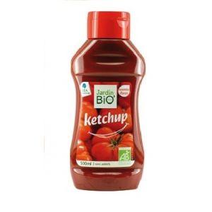 KETCHUP BIO 500 ml, Jardin Bio