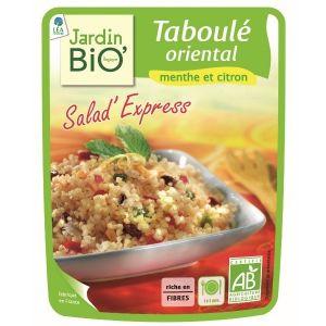 SALATA EXPRESS: TABOULE ORIENTAL BIO 220 g, Jardin Bio