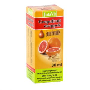 EXTRACT DE GRAPEFRUIT 30 ml, JuvaVit