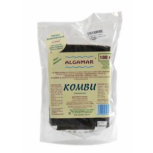 ALGE KOMBU RAW BIO, 100 g, Algamar