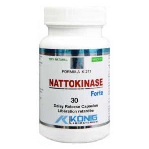 NATTOKINASE FORTE 30 capsule, Konig Laboratorium