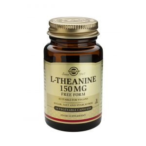 L-THEANINE150 mg, 30 capsule, Solgar
