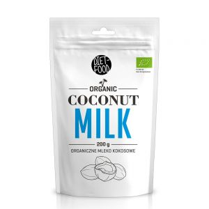 LAPTE PRAF DE COCOS BIO 200 g, Diet Food