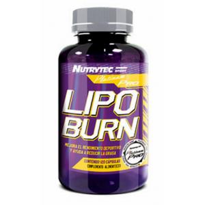 LIPO BURN 120 capsule, Nutrytec Platinum Pro