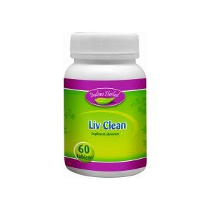 LIV CLEAN 60/120 tablete, Indian Herbal