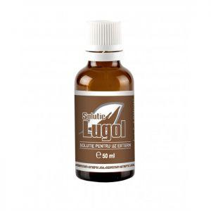 LUGOL SOLUTIE, 50 ml, Laboratoarele Medica