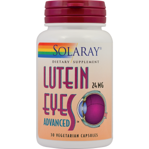 LUTEIN EYES ADVANCED 30 capsule, Solaray