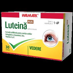 LUTEINA PLUS 30 capsule, Walmark