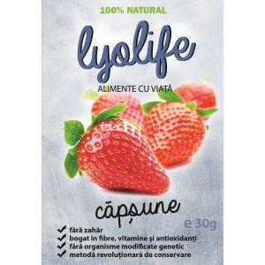 CAPSUNI LIOFILIZATE 30 g, Lyolife