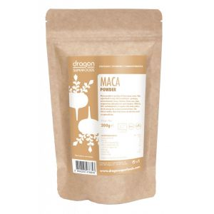 MACA PULBERE RAW BIO 200 g, Dragon Superfoods