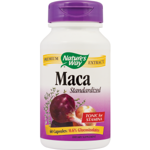 MACA SE 60 capsule, Nature's Way