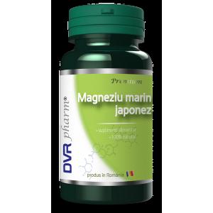 MAGNEZIU MARIN JAPONEZ 60 capsule, DVR Pharm
