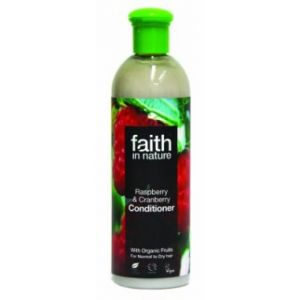 BALSAM CU ZMEURA SI MERISOR DIN INGREDIENTE NATURALE, 250 ml, Faith in Nature