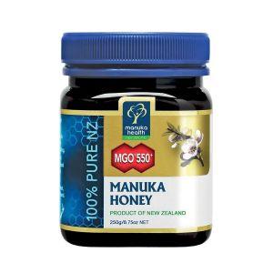 MIERE MANUKA MGO 550+ (UMF 25+), 250/500 g, Manuka Health