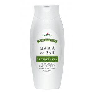 MASCA DE PAR REGENERANTA - VERRE DE NATURE 250 ml, Manicos
