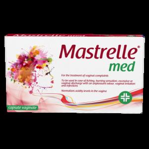 MASTRELLE MED 6 capsule, Fiterman Pharma