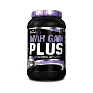 MAX GAIN PLUS 1/1.5 kg, Biotech Nutrition