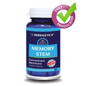 MEMORY STEM 60 capsule, Herbagetica