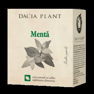 MENTA, Ceai 50 g, Dacia Plant