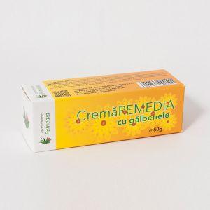 CREMA REMEDIA CU GALBENELE 50 g, Laboratoarele Remedia