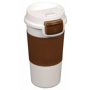 CANA TERMOS PENTRU CAFEA SAU CEAI - MORGAN BROWN 360 ml, Contigo