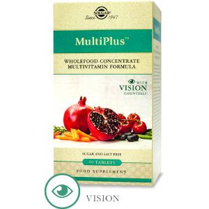 MULTIPLUS VISION 90 tablete, Solgar