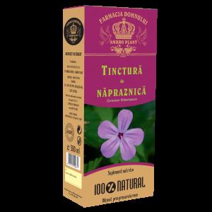 TINCTURA DE NAPRAZNICA (Geranium Robertianum), 500 ml, Ambro Plant