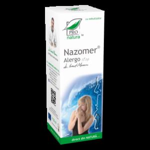 NAZOMER ALERGO STOP 30/50 ml, Laboratoarele Medica