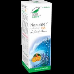 NAZOMER EPHEDRA HA (cu nebulizator) 30/50 ml, Laboratoarele Medica