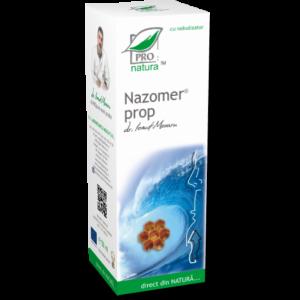 NAZOMER PROP (cu nebulizator) 15/30/50 ml,  Laboratoarele Medica